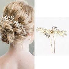 gold hair accessories bridal gold hair accessories ebay
