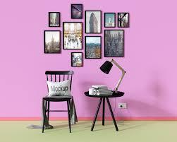 design templates photography free photo frame mockups wall frame mockup mockup templates images vectors fonts design