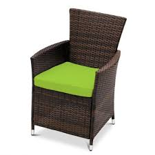 Patio Furniture Palo Alto by Lime Replacement Seat Cushion For Garden Rattan Chair Outdoor