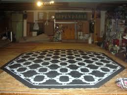 area rugs black u0026 white decorating on a shoe string decorating