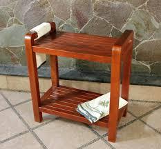 Bathroom Wooden Stool Wooden Bath Bench U2013 Ammatouch63 Com