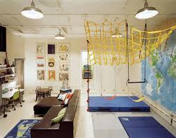 furniture modern home interior design with inspiring playroom