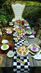 tea party table how to successfully host a mad tea party fayette woman