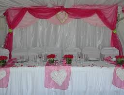 Decor Companies In Durban Decor And Draping In Chatsworth Megz Hiring And Catering Sa