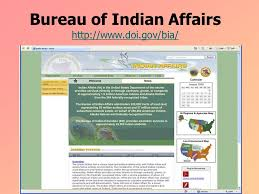 united states department of interior bureau of indian affairs an indian collection materials and sources hadley