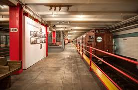 Google Maps Nyc Subway by Google Virtual Tour Of The New York Transit Museum Nyc