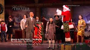 miracle on 34th street music theatre international