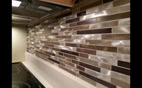 Gulfport Tile  Marble LLC BACKSPLASH - Aluminum backsplash