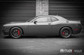 Dodge Challenger With Rims - dodge challenger with 21in avant garde f510 wheels exclusively