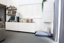 Organizing A Living Room by 15 Smart Tips For Organizing A Small Apartment Hgtv