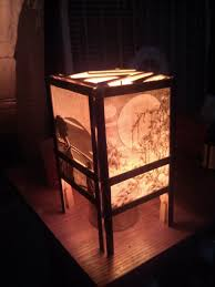 japanese shoji lamp by koeix2 on deviantart