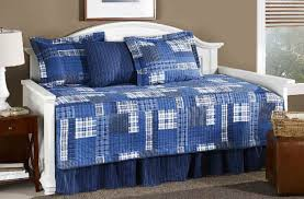 daybed bed bedding interesting white daybed frame with blue