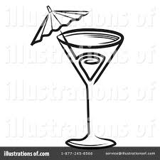 martini clip art cocktail clipart 45444 illustration by ta images