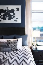 Navy Blue Wall Bedroom Bedroom Beautiful Dark Blue Wall Design Ideas Navy Blue And