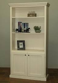 bookcase with bottom doors bookcases