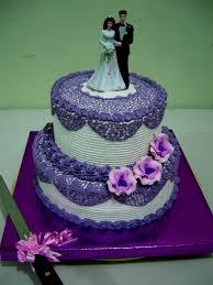 wedding cake sederhana kuenya najmina wedding cake intan andri