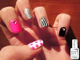 different nail designs 2014 how you can do it at home pictures