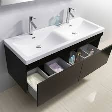 catchy wall mounted vanity and abersoch 55 inch wall