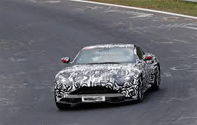 Vantage Design Group 2018 Aston Martin V8 Vantage Spied While Driven Hard On The