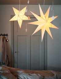 Ikea Glansa Light by Interior Ikea Christmas Star Decorations Ikea Starlights Ikea