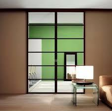 wohnzimmer glastür glastüren für innen modern und archzine net