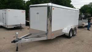 Enclosed Trailer Awning For Sale R And R All Aluminum Enclosed Cargo Motorcycle And Atv Trailers