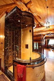 log cabin bathroom ideas 1000 ideas about cabin bathrooms on log cabin bathrooms