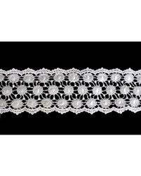 lace ribbon by the yard new shopping special altotux 3 5 inches white venice lace ribbon