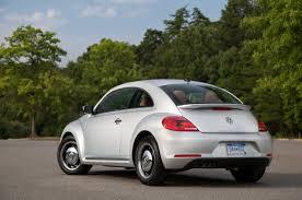 classic volkswagen cars 2015 volkswagen beetle classic adds retro styling drops price