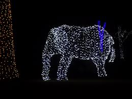 Detroit Zoo Wild Lights Animals U2013 Ryndustries
