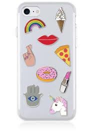 c sarienne programm e b b en si ge unicorn emoji enamel sticker pins idecoz