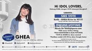 Vote Idol Idol 2018 Begini Cara Mudah Vote Kontestan Favorit