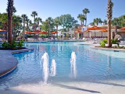 the zero entry pool at sonesta resort in hilton head island