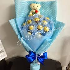 chocolate gifts delivery singapore in flowers and gifts delivered in singapore teddy chocolate