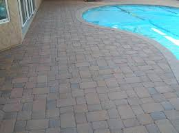 pool deck pavers pictures travertine pavers pool deck with silver