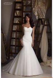 mermaid style wedding dresses robe de mariée blanche et longue bridal wedding