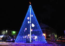 fort collins christmas lights nightlights tree lighting ceremony christmas pinterest