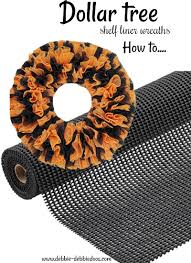 How To Make Wreaths How To Make A Shelf Liner Wreath With Dollar Tree Supplies