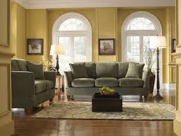 sage green sofa living room traditional with custom sage green