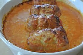 cuisiner paupiette de veau paupiettes au parmesan gratinées dans la cuisine de fabienne