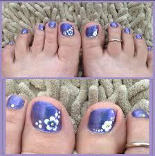 the 25 best flower toe nails ideas on pinterest flower toe