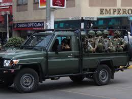 subaru fest kenya police fire teargas to disperse nasa jubilee supporters the
