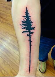 image result for cool tree forearm tattoos tat