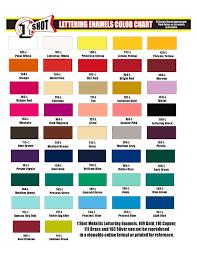 1 shot color palette hľadať googlom pinstriping linkovanie