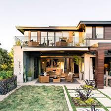 modern home plan awesome california modern home plans modern house plan