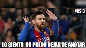 Los Memes De Messi - los memes de messi y el bar礑a dominando la liga fotos