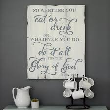 do it all for the glory of god sign aimee weaver designs llc
