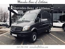 mercedes commercial mercedes benz of littleton new 2017 mercedes benz sprinter