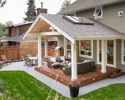 Patio Roof Designs Best 25 Patio Roof Ideas On Pinterest Porch Covered Throughout