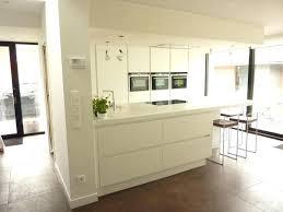 plan de travail cuisine blanche plan de travail corian pas cher cuisine blanc laque avec ilot 4